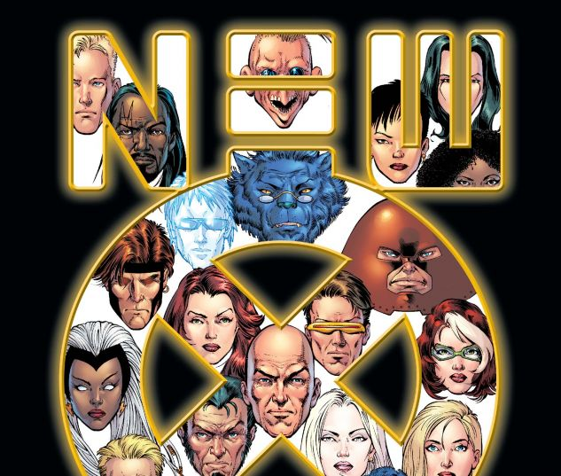 new x-men 140 cover