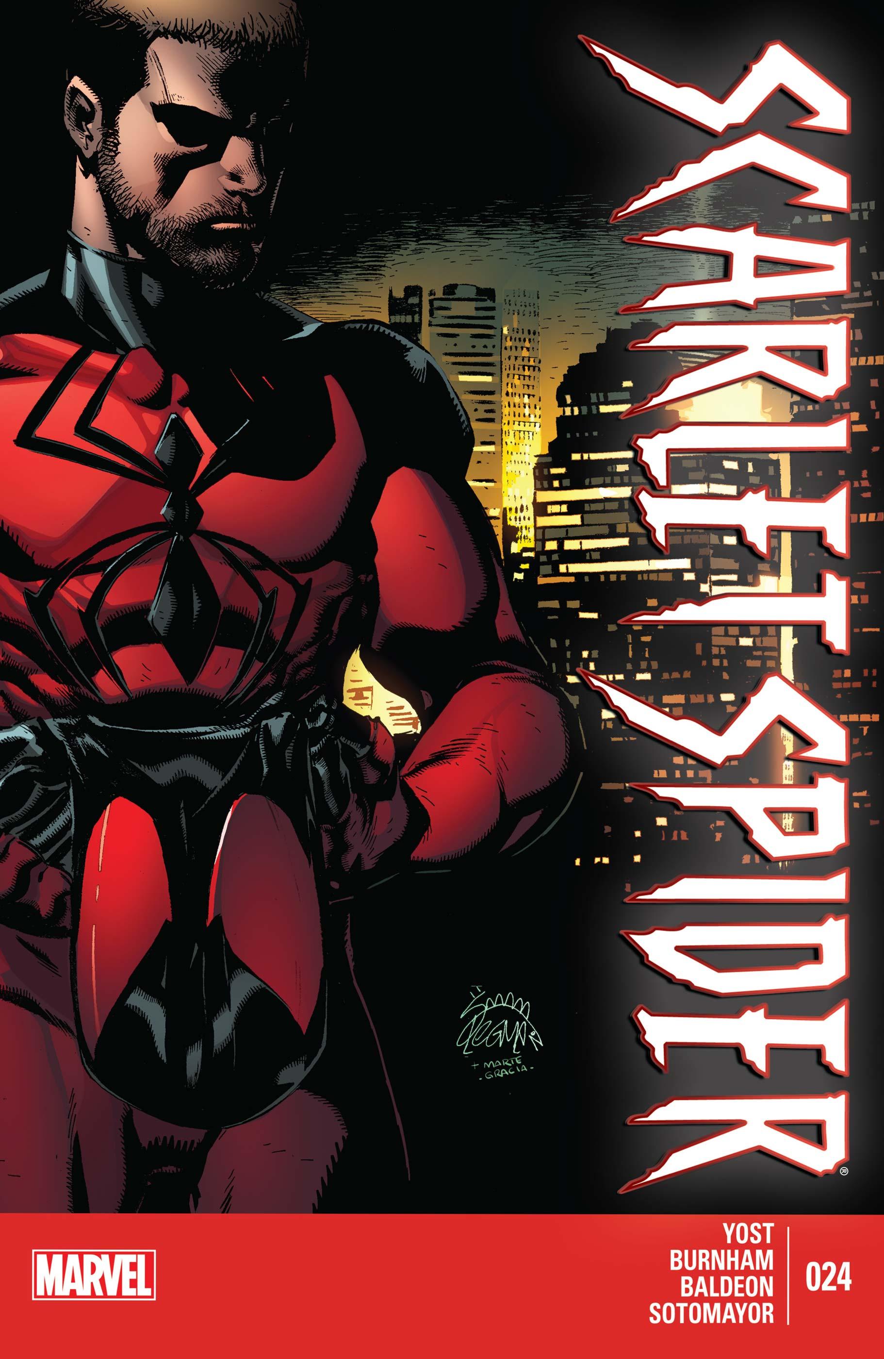 Scarlet Spider (2011) #24