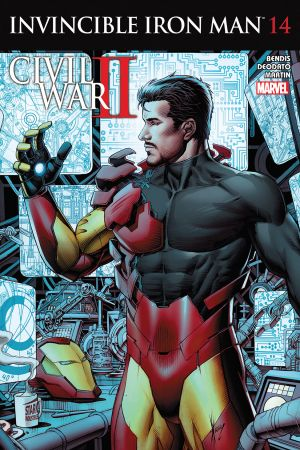 Invincible Iron Man (2015) #14