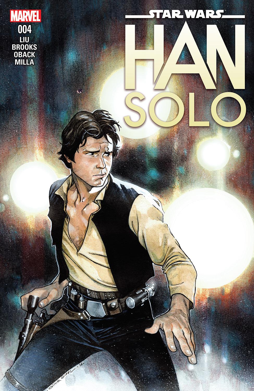 Han Solo (2016) #4