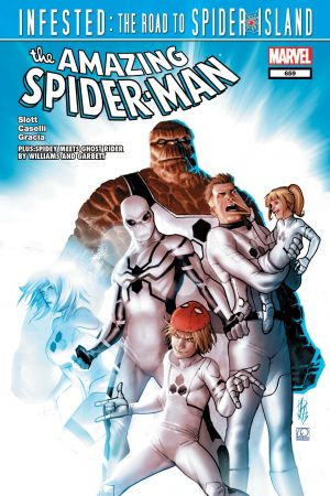 Amazing Spider-Man  #659