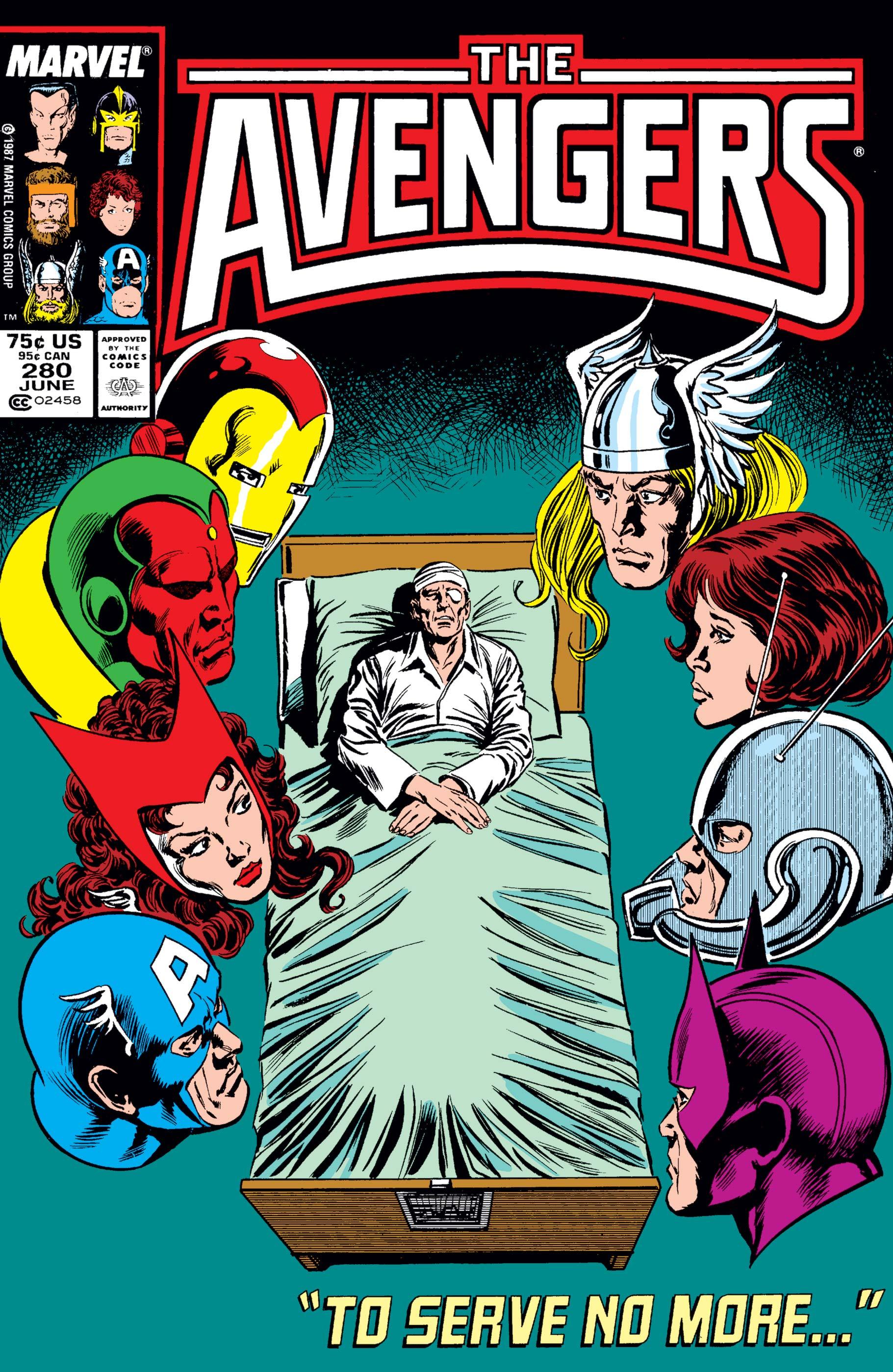 Avengers (1963) #280