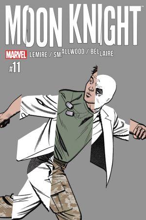 Moon Knight (2016) #11
