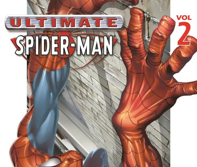 ULTIMATE SPIDER-MAN VOL. 2: LEARNING CURVE 0 cover