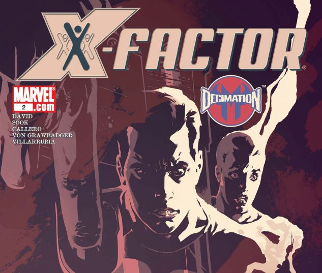 X-FACTOR (2005) #2