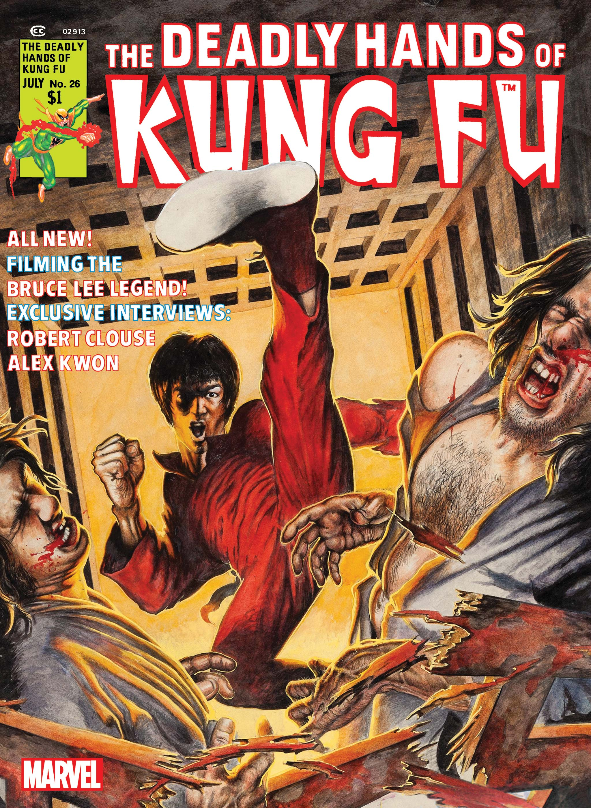 Deadly Hands of Kung Fu (1974) #26