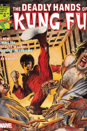 Deadly Hands of Kung Fu #26
