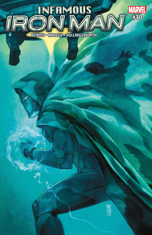 Infamous Iron Man (2016) #10