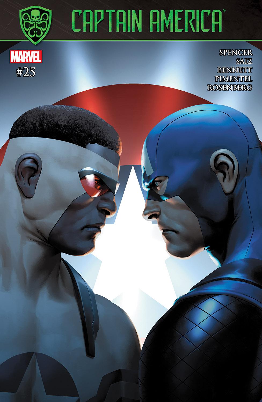 Captain America (2017) #25