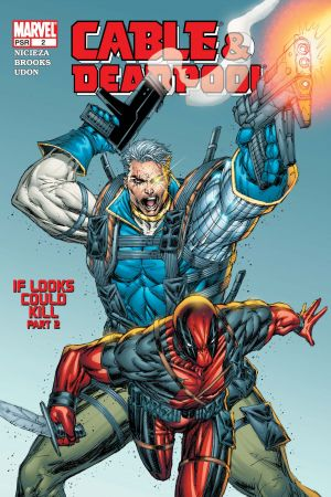 Cable & Deadpool (2004) #2