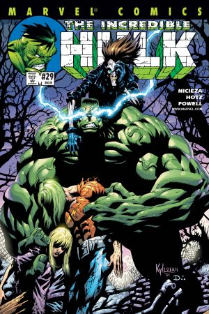 Incredible Hulk (1999) #29