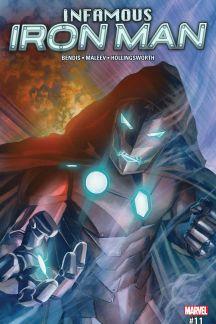 Infamous Iron Man (2016) #11