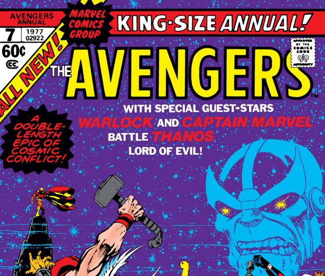 AVENGERS ANNUAL (1967) #7