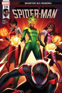 Spider-Man (2016) #236