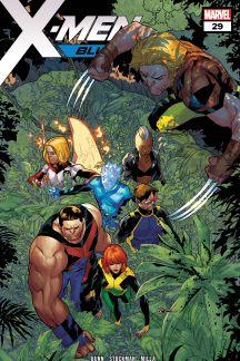 X-Men: Blue (2017) #29