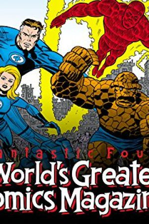 Fantastic Four: World's Greatest Comics Magazine (2001 - 2002)