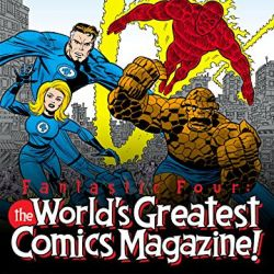 Fantastic Four: World's Greatest Comics Magazine