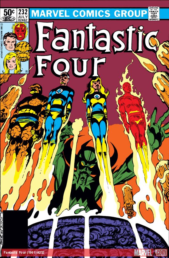 Fantastic Four (1961) #232
