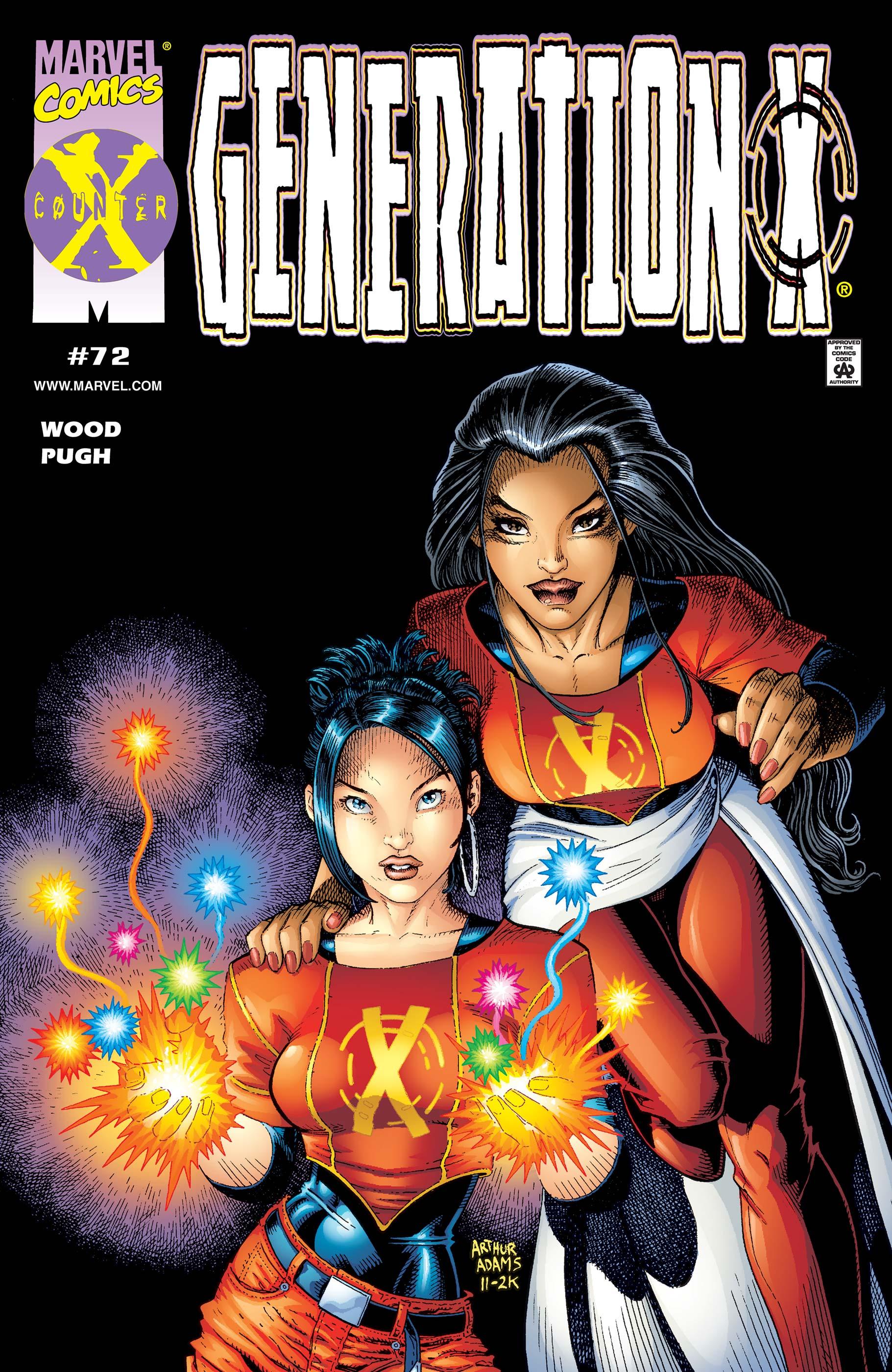 Generation X (1994) #72