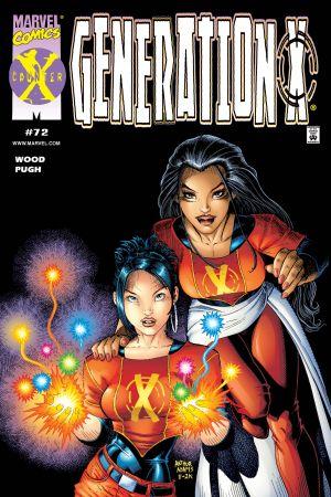 Generation X #72