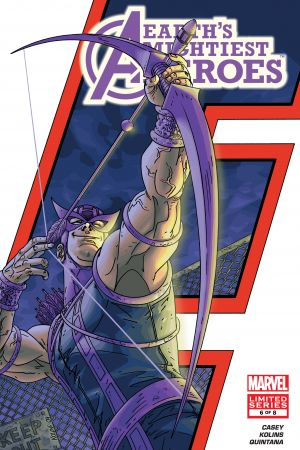 Avengers: Earth's Mightiest Heroes #6