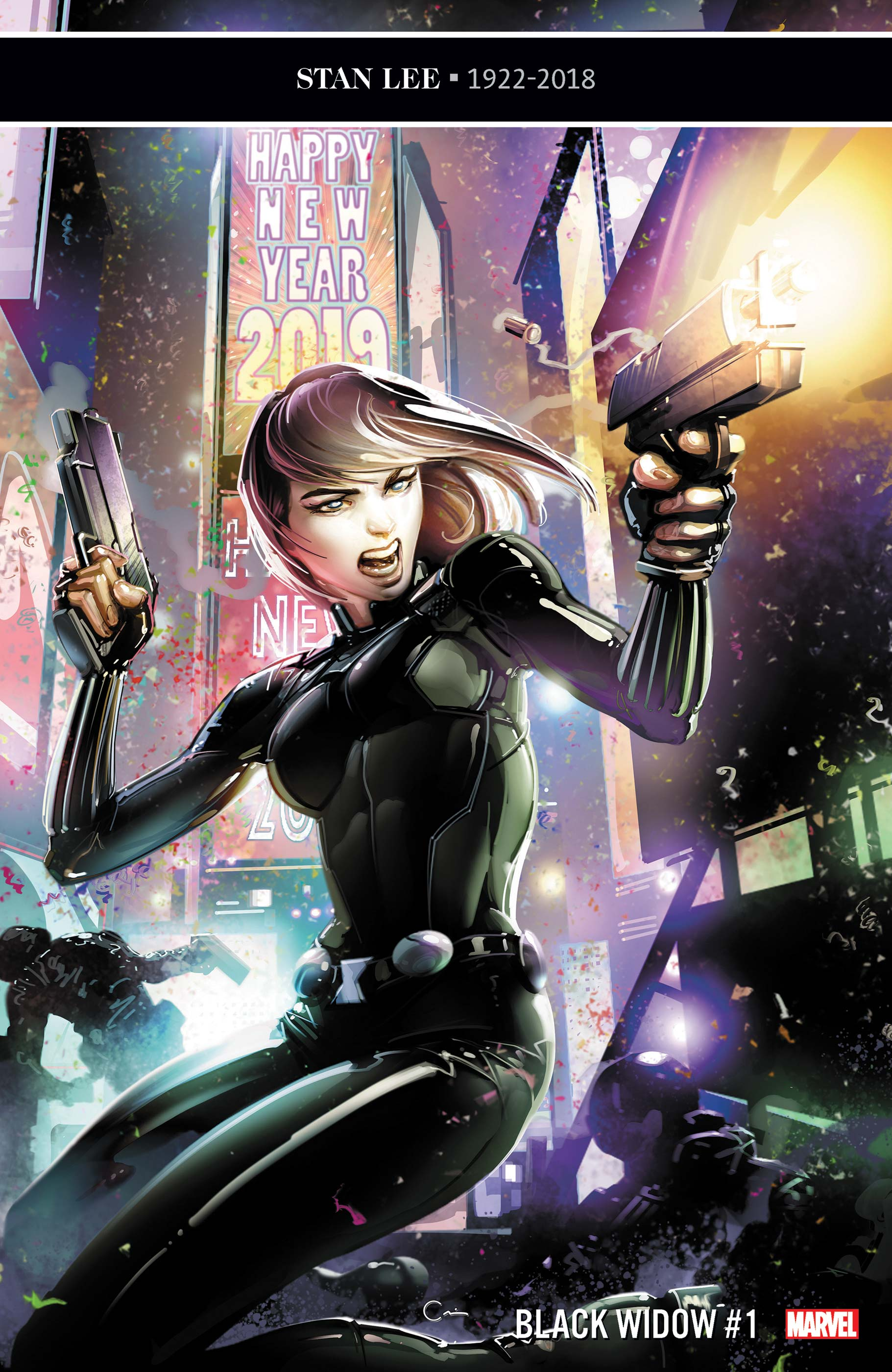 Black Widow (2019) #1