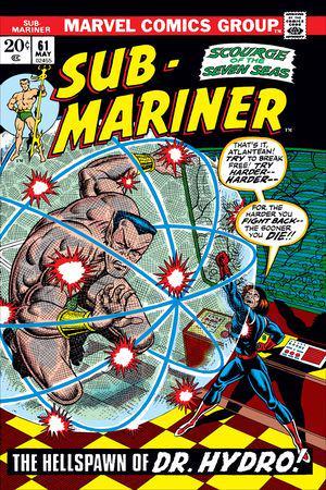 Sub-Mariner #61