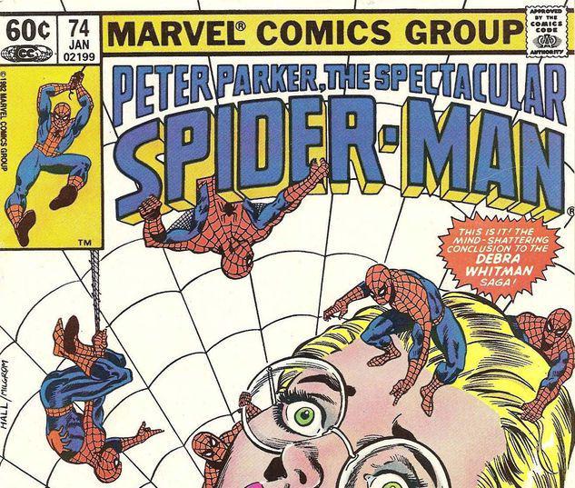 Peter Parker, the Spectacular Spider-Man #74