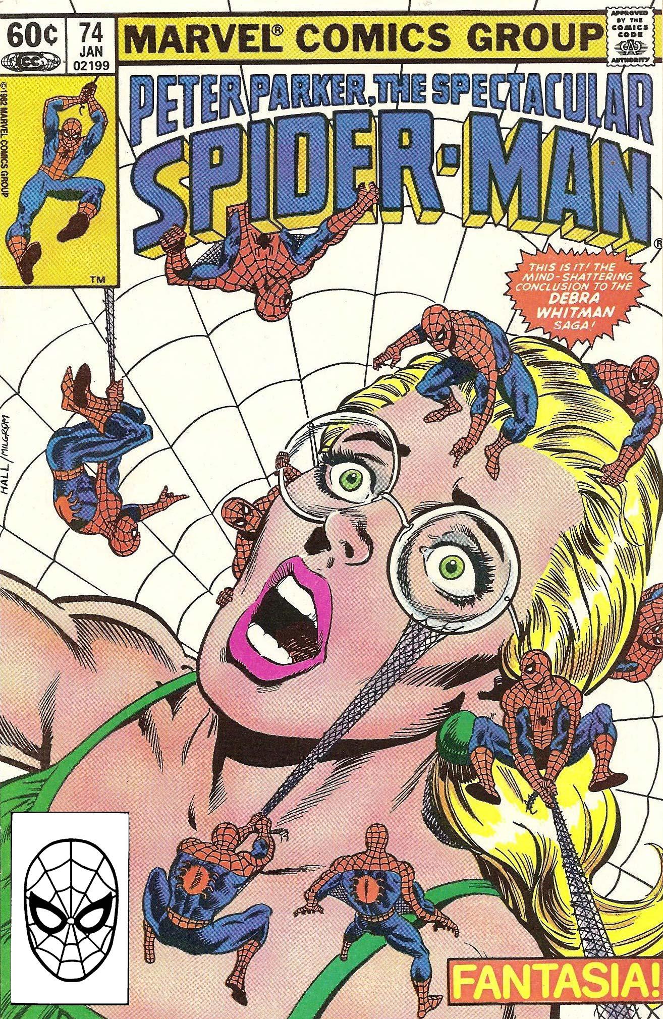 Peter Parker, the Spectacular Spider-Man (1976) #74