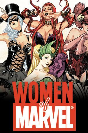 WOMEN OF MARVEL: MEDUSA DIGITAL COMIC (2010)