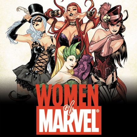 Women of Marvel: Medusa (2010)