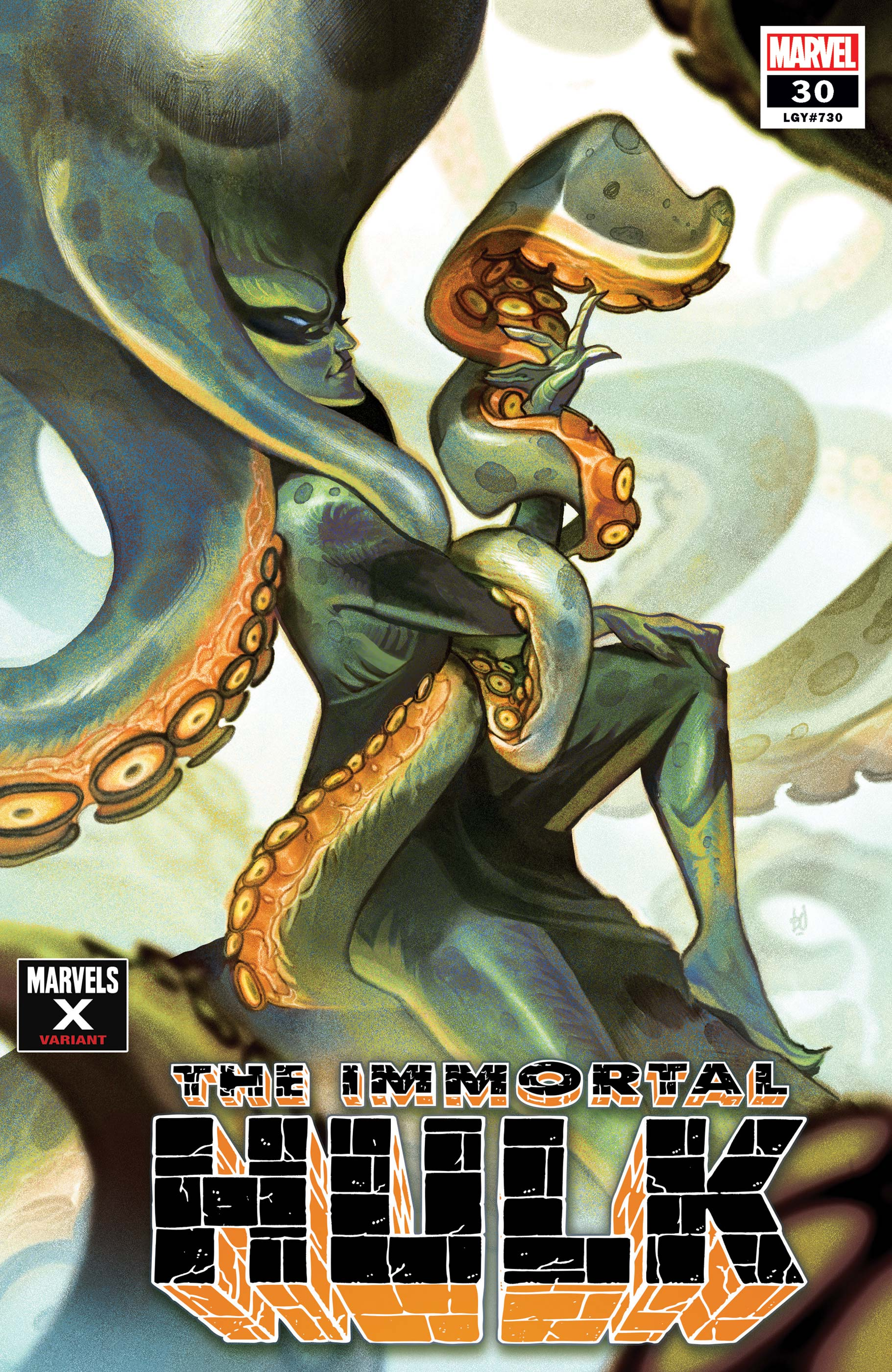 Immortal Hulk (2018) #30 (Variant)