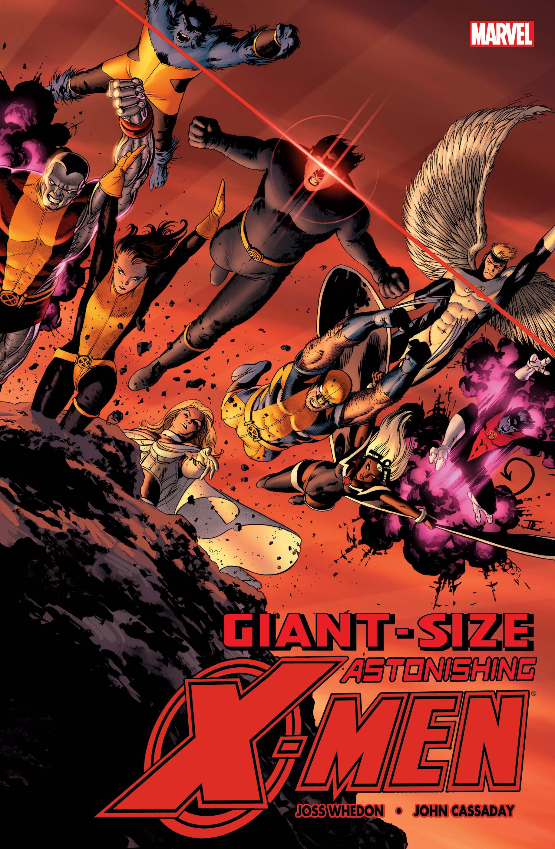Giant-Size Astonishing X-Men (2008) #1