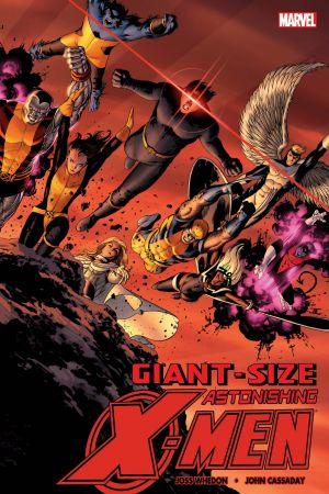 Giant-Size Astonishing X-Men #1