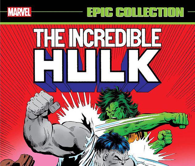 Incredible Hulk Epic Collection: Going Gray #0