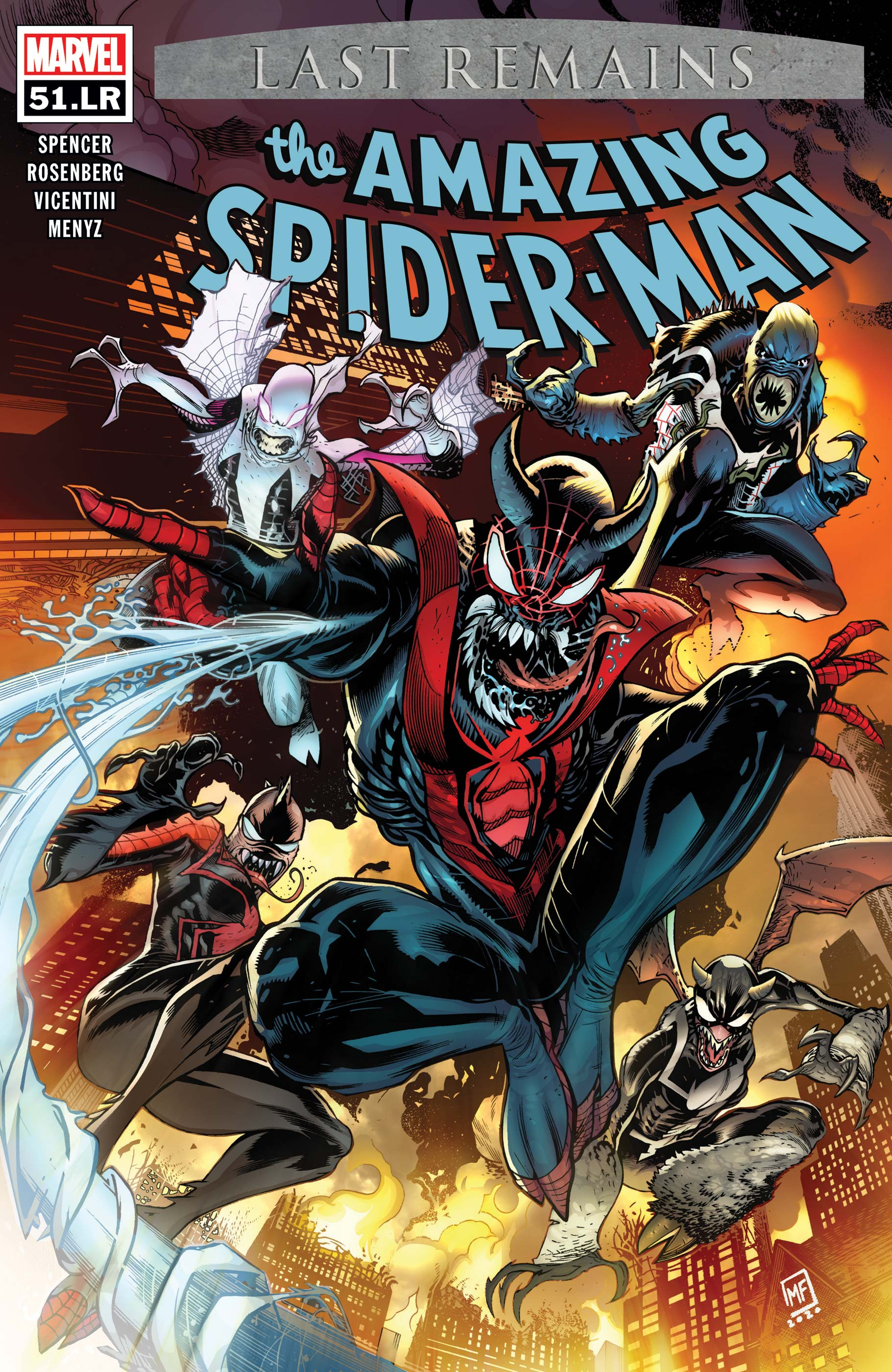 The Amazing Spider-Man (2018) #51.1