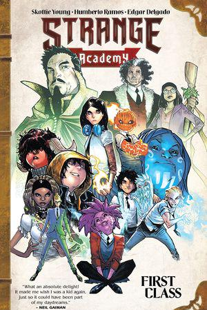 Strange Academy: First Class (Trade Paperback)