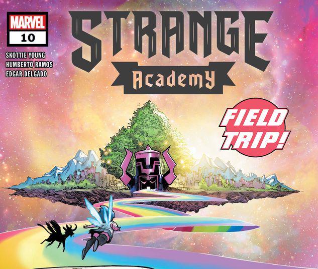 Strange Academy #10