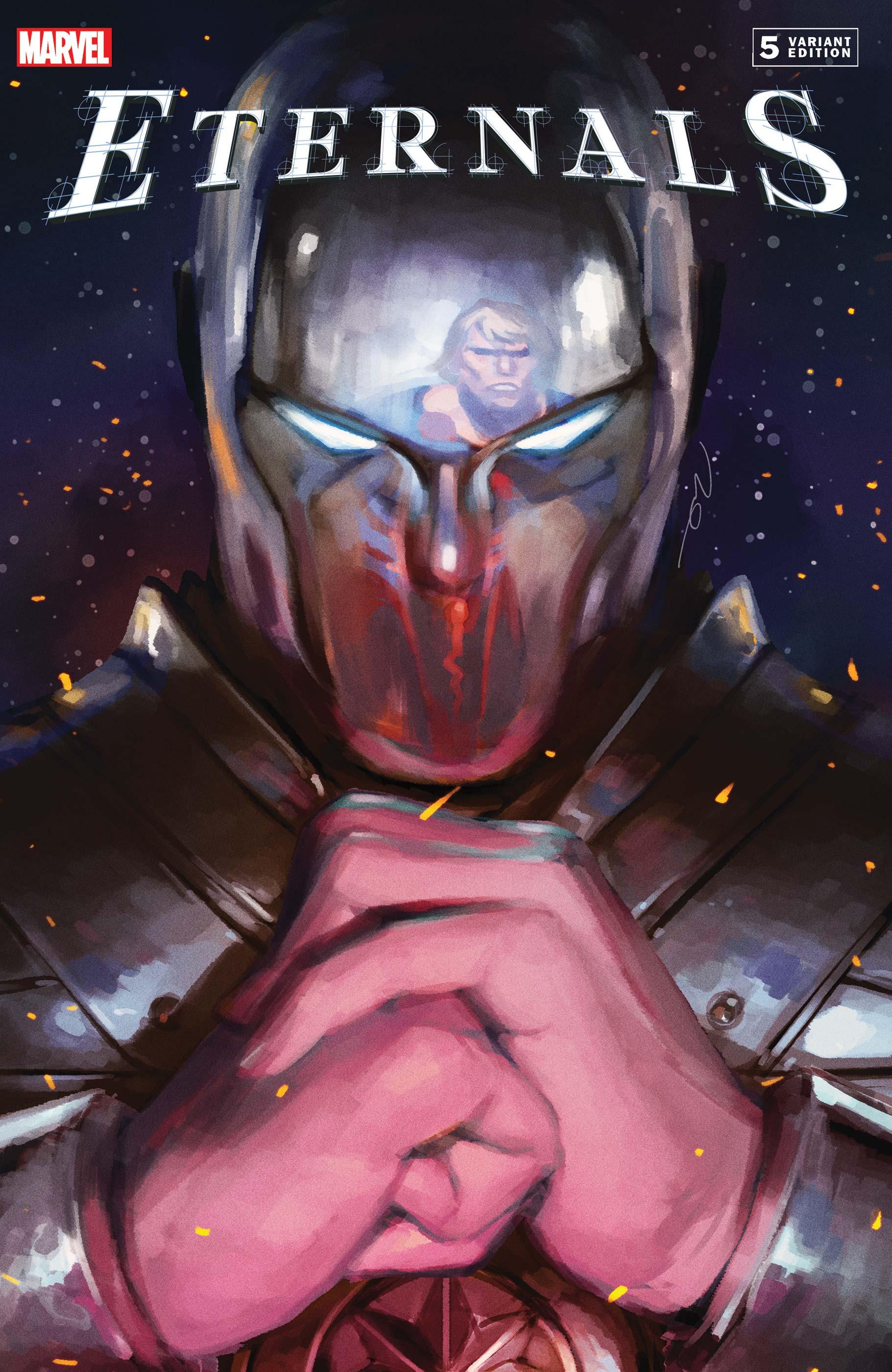 Eternals (2021) #5 (Variant)