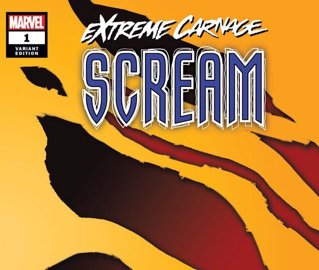 EXTREME CARNAGE: SCREAM 1 SYMBIOTE VARIANT #1