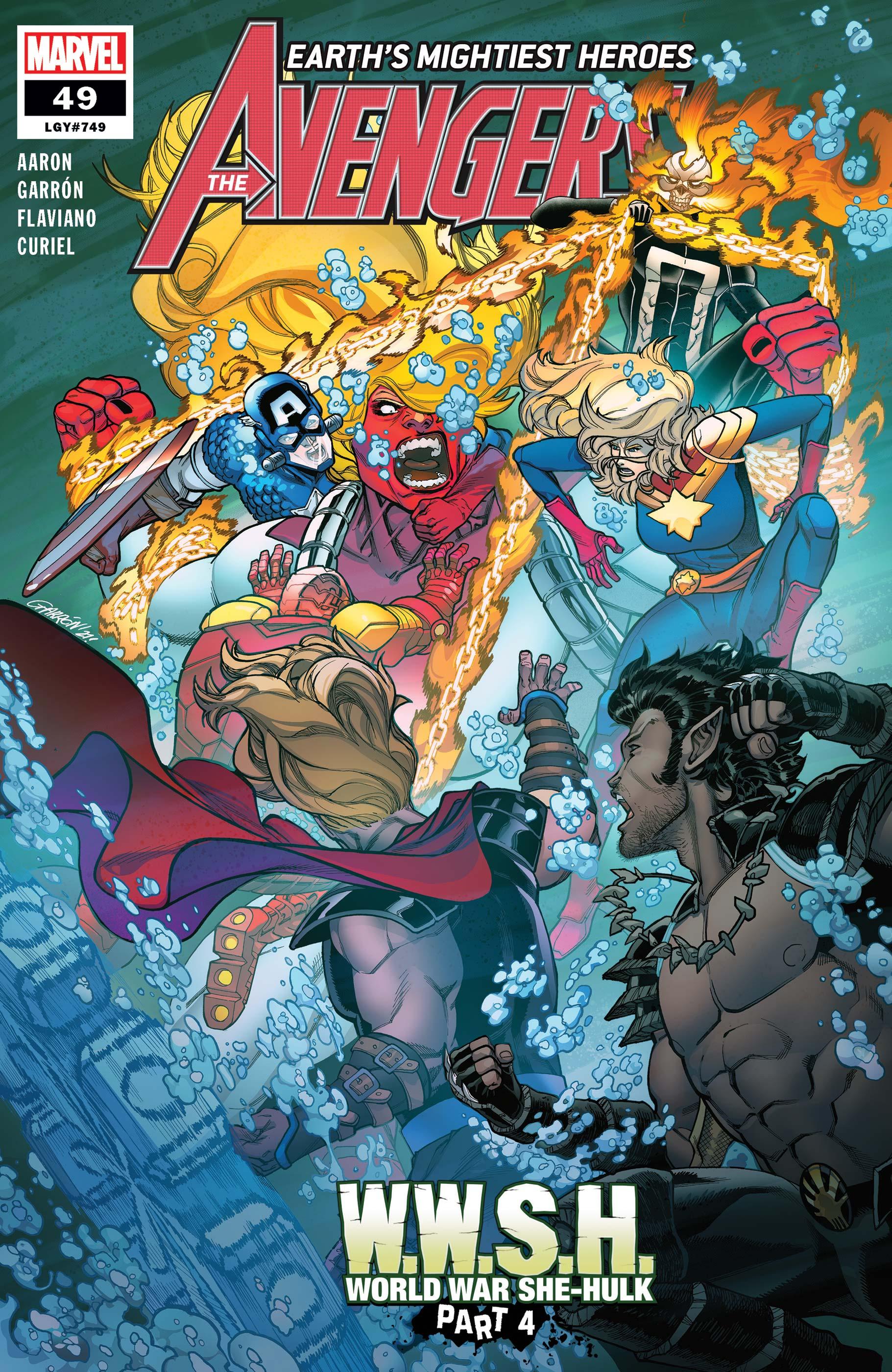 Avengers (2018) #49