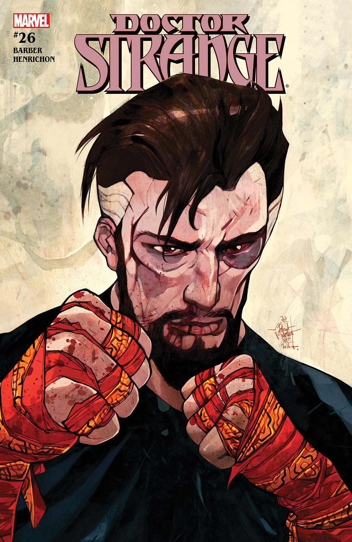 Doctor Strange (2015) #26