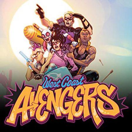West Coast Avengers (2018 - 2019)