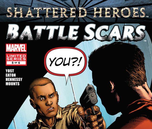 BATTLE SCARS (2011) #5