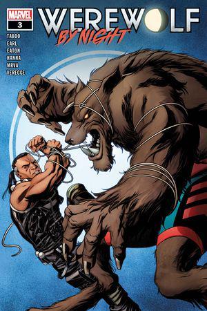 Werewolf by Night (2020) #3