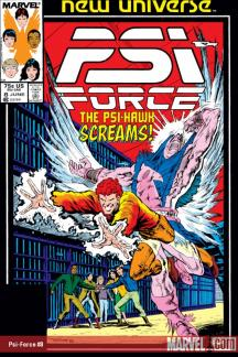 Psi-Force (1986) #8