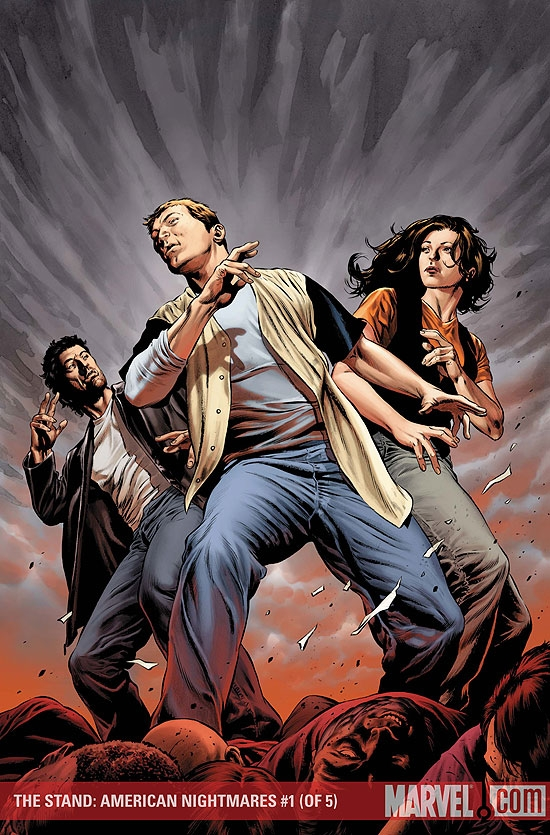 The Stand: American Nightmares (2009) #1