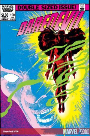 Daredevil (1964) #190