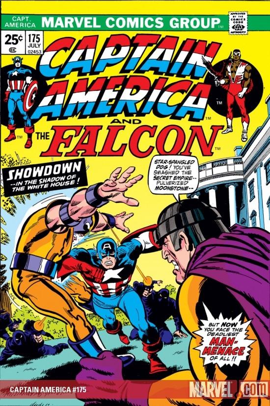 Captain America (1968) #175