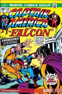 Captain America #175